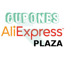 Chollo - Cupón Aliexpress Plaza -6€