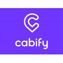 Chollo - Cupón Cabify hasta el 07/11 -12€ descuento con PAYPAL