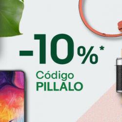Chollo - Cupón eBay 10% de Descuento en Tecnología