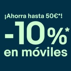 Chollo - Cupón eBay (10% Extra en Móviles)