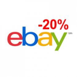 Chollo - Cupón eBay (-20% Extra)