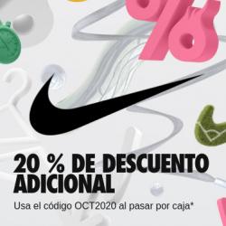 Chollo - Cupón Nike Store hasta -50% + 20% Extra