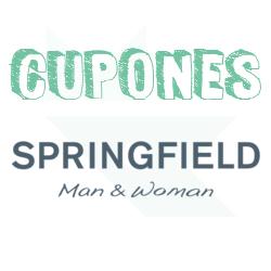 Chollo - Cupón Springfield hasta -70% + 20% Extra