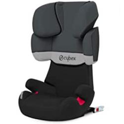 Chollo - Cybex Silver Solution X-Fix Silla de coche 2/3 Gray Rabbit | 614116011