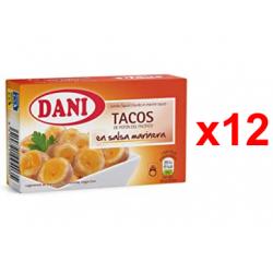 Chollo - Dani Tacos de potón del pacífico en salsa marinera Pack 12x 106g