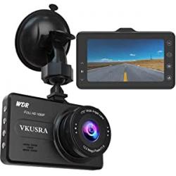 Chollo - Dashcam VKUSRA 1080P WDR