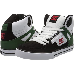 Chollo - DC Shoes Pure High-Top Leather Zapatillas hombre | ADYS400043