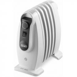 Chollo - De'Longhi Radiador De Aceite NANO TRNS0505M. Calefactor Eléctrico Portátil Silencioso. Termostato. Mejor Uso Energía. 500 W