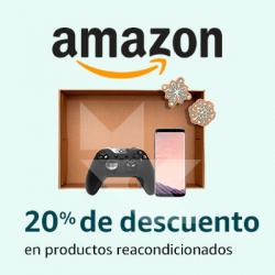 Chollo - Descuento -20% Extra en Reacondicionados