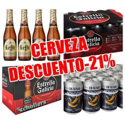 Chollo - Descuento -21% en cerveza en Amazon