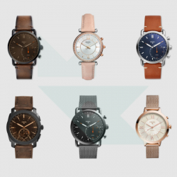 Chollo - Descuento -50% en Smartwatches Fossil