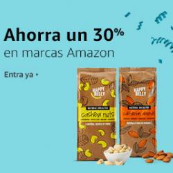 Chollo - Descuento Automático -30% en Marcas Amazon