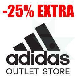 Chollo - Descuento hasta -50% + 25% Extra en Outlet Online adidas