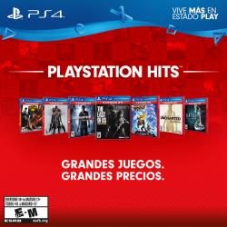 Chollo - Hasta -50% en Play Station Hits para PS4