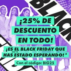 Chollo - Descuentos hasta 60% + 25% con cupón en ASOS por Black Friday