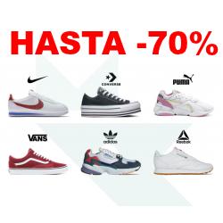 Chollo - Descuentos hasta -70% en la Nueva Sección Sneakers de El Corte Inglés