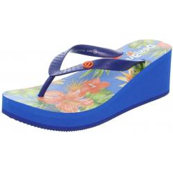 Chollo - Desigual Shoes Lola Tropical Chanclas mujer | 20SSHP05509940