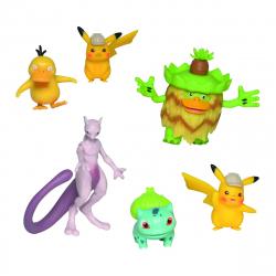 Chollo - Detective Pikachu Multipack 6 Figuras (63227602)