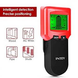 Detector de Pared Intey 3 en 1