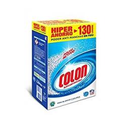 Detergente Colon Polvo Activo (130 lavados)