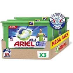 Chollo - Detergente en cápsulas Ariel Allin1 Pods 129 Lavados