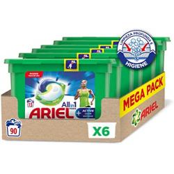 Chollo - Detergente en cápsulas Ariel Allin1 Pods 90 Lavados