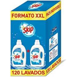 Chollo - Detergente Skip Active Clean 120 Lavados