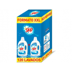 Chollo - Detergente Skip Active Clean 120 Lavados