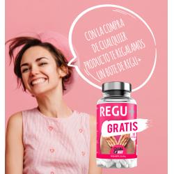 Chollo - Gratis Detox Regu+ Aloe de Qualnat (60 cápsulas) con todos los pedidos