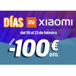 Chollo - Dias Xiaomi en Phone House (hasta -100€)