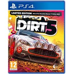 Chollo - Dirt 5 - Edición Exclusiva Amazon | PS4 [Versión física]