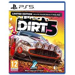 Chollo - Dirt 5 Limited Edition - Edición Exclusiva Amazon | PlayStation 5 [Versión física]