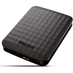 Chollo - Disco duro externo 2TB Maxtor M3 Portable HX-M201TCB/GM 2.5'' 3.0