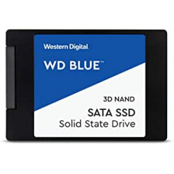 "Chollo - SSD 4TB WD Blue 2.5"" SATA"