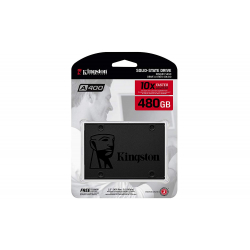 Chollo - Disco SSD 480GB Kingston A400
