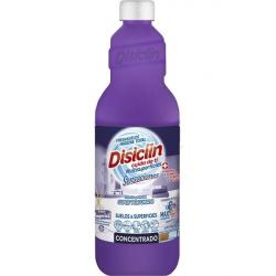 Chollo - Disiclin Sensaciones fregasuelos multisuperficies Higienizante limpiador suelos y superficies 1 Litro