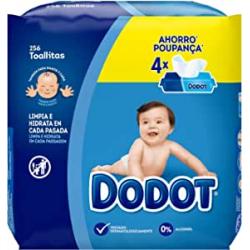 Chollo - Dodot Toallitas Para Bebé 256 unidades