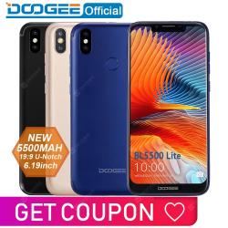 Chollo - DOOGEE BL5500 Lite 8GB/16GB Versión Global