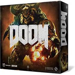 Chollo - Doom El Juego de Tablero - Fantasy Flight Games FFZX01