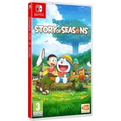Chollo - Doraemon Story of Seasons - Nintendo Switch [Versión física]