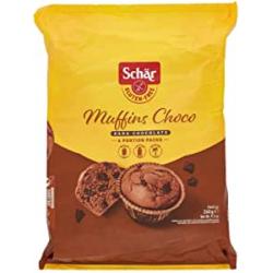 Chollo - Schär Muffins Choco Magdalenas de chocolate sin gluten