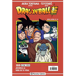 Chollo - Dragon Ball Serie Roja nº 256 | Manga Shonen Tapa blanda