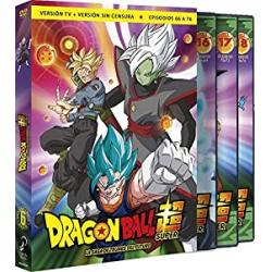 Chollo - Dragon Ball Super. Box 6 [DVD]