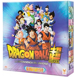 Chollo - Dragon Ball Super La Supervivencia del Universo Juego de mesa - Bandai TG10011