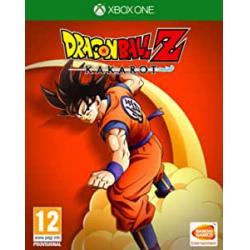 Chollo - Dragon Ball Z: Kakarot | Xbox One [Versión física]