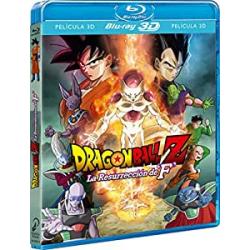 Chollo - Dragon Ball Z La Resurrección De F Blu-ray 3D