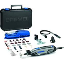 Chollo - Dremel 4300 Multiherramienta 175W Kit con 3 complementos y 45 Accesorios | F0134300JC