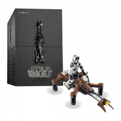 Chollo - Dron Propel Star Wars 74-Z Speeder Bike Edición Coleccionista