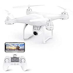 Chollo - Drone Potensic T25 GPS WiFi FPV Follow Me