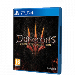 Chollo - Dungeons 3 Complete Collection para PS4